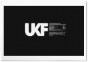 UKF HD Wide Wallpaper for Widescreen