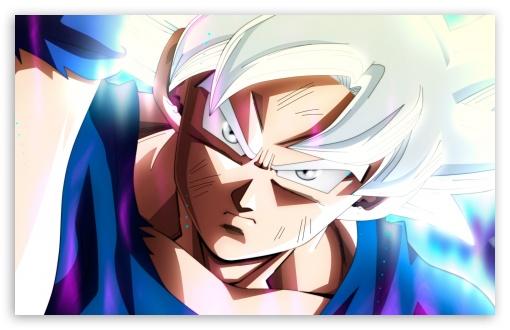 Ultra Instinct Goku Dragon Ball Super 4k Hd Desktop