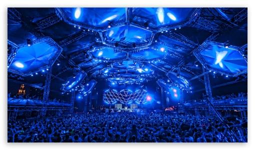 Music Notes 4k Hd Desktop Wallpaper For Wide Ultra: Ultra Music Festival Polnia 4K HD Desktop Wallpaper For 4K