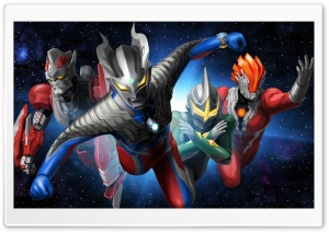 Ultraman HD Wide Wallpaper for 4K UHD Widescreen desktop & smartphone