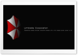 Umbrella Corporation HD Wide Wallpaper for 4K UHD Widescreen desktop & smartphone