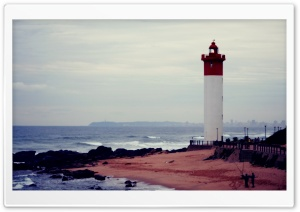 Umhlanga Pier Durban HD Wide Wallpaper for Widescreen