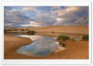 Umpqua Dunes Siuslaw National Forest Oregon HD Wide Wallpaper for 4K UHD Widescreen desktop & smartphone