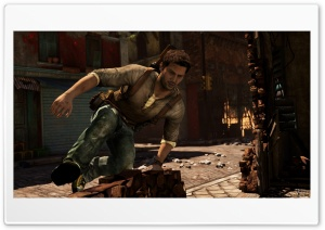 Uncharted HD Wide Wallpaper for Widescreen