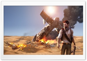 Uncharted 3 Drake's Deception HD Wide Wallpaper for Widescreen