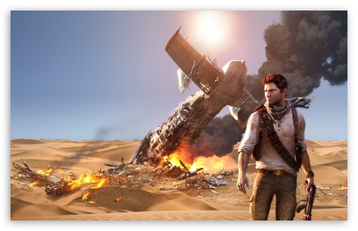 Uncharted 3 Drake S Deception Ultra Hd Desktop Background