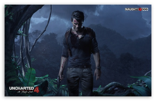 Uncharted 4 A Thief S End Ultra Hd Desktop Background Wallpaper For 4k Uhd Tv Widescreen Ultrawide Desktop Laptop Tablet Smartphone