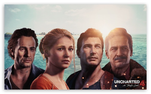 Uncharted 4 ❤ 4K UHD Wallpaper for Wide 5:3 Widescreen WGA ; 4K UHD 16:9 Ultra High Definition 2160p 1440p 1080p 900p 720p ; Mobile 5:3 16:9 - WGA 2160p 1440p 1080p 900p 720p ;