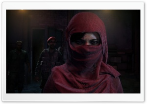 Uncharted The Lost Legacy Chloe Frazer HD Wide Wallpaper for Widescreen
