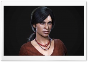 Uncharted The Lost Legacy, Chloe Frazer, Video Game HD Wide Wallpaper for 4K UHD Widescreen desktop & smartphone