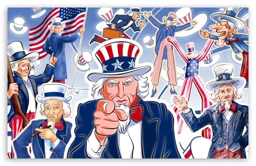 Uncle Sam HD wallpaper for Standard 4:3 5:4 Fullscreen UXGA XGA SVGA QSXGA SXGA ; Wide 16:10 5:3 Widescreen WHXGA WQXGA WUXGA WXGA WGA ; HD 16:9 High Definition WQHD QWXGA 1080p 900p 720p QHD nHD ; Other 3:2 DVGA HVGA HQVGA devices ( Apple PowerBook G4 iPhone 4 3G 3GS iPod Touch ) ; Mobile VGA WVGA iPhone iPad PSP Phone - VGA QVGA Smartphone ( PocketPC GPS iPod Zune BlackBerry HTC Samsung LG Nokia Eten Asus ) WVGA WQVGA Smartphone ( HTC Samsung Sony Ericsson LG Vertu MIO ) HVGA Smartphone ( Apple iPhone iPod BlackBerry HTC Samsung Nokia ) Sony PSP Zune HD Zen ;
