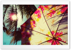 Under My Umbrella HD Wide Wallpaper for Widescreen