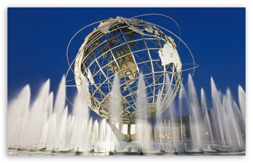 Unisphere New York City HD wallpaper for Wide 16:10 5:3 Widescreen WHXGA WQXGA WUXGA WXGA WGA ; HD 16:9 High Definition WQHD QWXGA 1080p 900p 720p QHD nHD ; Standard 4:3 5:4 3:2 Fullscreen UXGA XGA SVGA QSXGA SXGA DVGA HVGA HQVGA devices ( Apple PowerBook G4 iPhone 4 3G 3GS iPod Touch ) ; Tablet 1:1 ; iPad 1/2/Mini ; Mobile 4:3 5:3 3:2 16:9 5:4 - UXGA XGA SVGA WGA DVGA HVGA HQVGA devices ( Apple PowerBook G4 iPhone 4 3G 3GS iPod Touch ) WQHD QWXGA 1080p 900p 720p QHD nHD QSXGA SXGA ;
