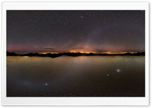 Universe Reflection HD Wide Wallpaper for Widescreen