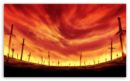Unlimited Blade Works HD wallpaper for Wide 5:3 Widescreen WGA ; HD 16:9 High Definition WQHD QWXGA 1080p 900p 720p QHD nHD ; Standard 4:3 Fullscreen UXGA XGA SVGA ; iPad 1/2/Mini ; Mobile 4:3 5:3 16:9 - UXGA XGA SVGA WGA WQHD QWXGA 1080p 900p 720p QHD nHD ;