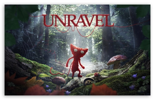 Download Unravel UltraHD Wallpaper