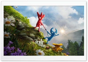 Unravel Puzzle Video Game