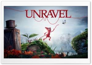 Unravel Yarny Ultra HD Wallpaper for 4K UHD Widescreen desktop, tablet & smartphone