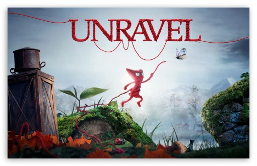 Unravel Yarny UltraHD Wallpaper for Wide 16:10 5:3 Widescreen WHXGA WQXGA WUXGA WXGA WGA ; 8K UHD TV 16:9 Ultra High Definition 2160p 1440p 1080p 900p 720p ; Standard 3:2 Fullscreen DVGA HVGA HQVGA ( Apple PowerBook G4 iPhone 4 3G 3GS iPod Touch ) ; Tablet 1:1 ; Mobile 5:3 3:2 16:9 - WGA DVGA HVGA HQVGA ( Apple PowerBook G4 iPhone 4 3G 3GS iPod Touch ) 2160p 1440p 1080p 900p 720p ;