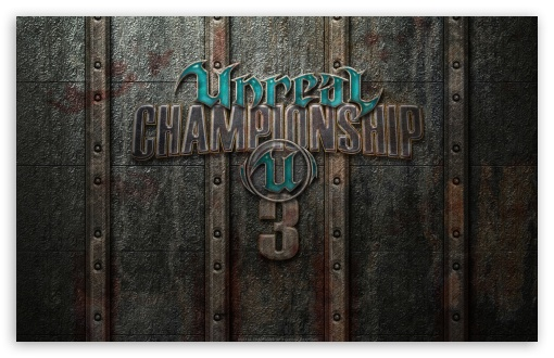 Download Unreal Championship 3 Game UltraHD Wallpaper