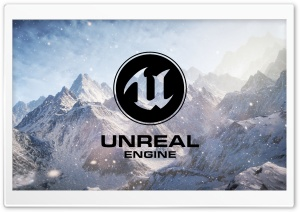 Unreal Engine Ultra HD Wallpaper for 4K UHD Widescreen desktop, tablet & smartphone