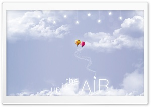 Up in the Air HD Wide Wallpaper for Widescreen