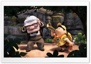 Up Movie Ultra HD Wallpaper for 4K UHD Widescreen desktop, tablet & smartphone