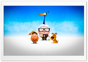 UP Movie Kawaii HD Wide Wallpaper for Widescreen