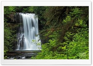 Upper North Falls Ultra HD Wallpaper for 4K UHD Widescreen desktop, tablet & smartphone