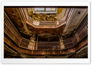 Urban Exploration HD Wide Wallpaper for Widescreen