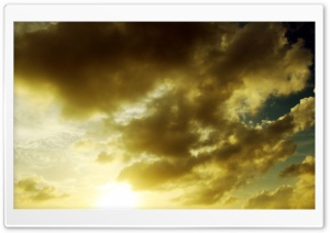 Urban Skies HD Wide Wallpaper for Widescreen