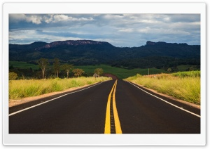 UruanaItapuranga Highway HD Wide Wallpaper for Widescreen