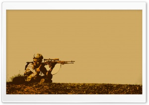 Us Army Soldier HD Wide Wallpaper for Widescreen