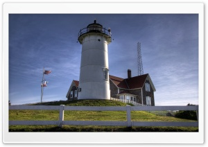 US Lighthouse HD Wide Wallpaper for 4K UHD Widescreen desktop & smartphone