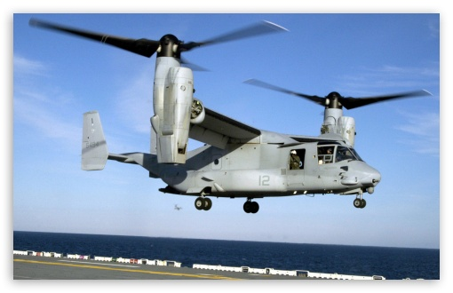 US Marine Corps V22 Osprey Helicopter Practices Touch And Go Landings On The USS Wasp HD wallpaper for Wide 16:10 5:3 Widescreen WHXGA WQXGA WUXGA WXGA WGA ; HD 16:9 High Definition WQHD QWXGA 1080p 900p 720p QHD nHD ; Standard 3:2 Fullscreen DVGA HVGA HQVGA devices ( Apple PowerBook G4 iPhone 4 3G 3GS iPod Touch ) ; Mobile 5:3 3:2 16:9 - WGA DVGA HVGA HQVGA devices ( Apple PowerBook G4 iPhone 4 3G 3GS iPod Touch ) WQHD QWXGA 1080p 900p 720p QHD nHD ;