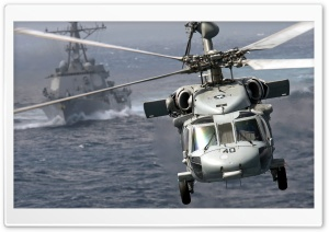 US Military Helicopter HD Wide Wallpaper for 4K UHD Widescreen desktop & smartphone