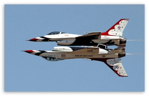 Usaf Thunderbirds F16 Fighting Falcons HD wallpaper for Wide 16:10 5:3 Widescreen WHXGA WQXGA WUXGA WXGA WGA ; HD 16:9 High Definition WQHD QWXGA 1080p 900p 720p QHD nHD ; Standard 4:3 5:4 3:2 Fullscreen UXGA XGA SVGA QSXGA SXGA DVGA HVGA HQVGA devices ( Apple PowerBook G4 iPhone 4 3G 3GS iPod Touch ) ; iPad 1/2/Mini ; Mobile 4:3 5:3 3:2 16:9 5:4 - UXGA XGA SVGA WGA DVGA HVGA HQVGA devices ( Apple PowerBook G4 iPhone 4 3G 3GS iPod Touch ) WQHD QWXGA 1080p 900p 720p QHD nHD QSXGA SXGA ;