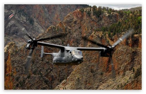 USAF V-22 Osprey HD wallpaper for Wide 16:10 Widescreen WHXGA WQXGA WUXGA WXGA ; Standard 5:4 Fullscreen QSXGA SXGA ; Mobile 5:4 - QSXGA SXGA ;