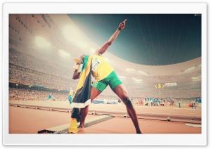 Usain Bolt Wallpaper HD Wide Wallpaper for 4K UHD Widescreen desktop & smartphone