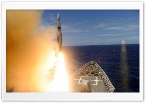 USS Lake Erie CG-70 Cruiser Ultra HD Wallpaper for 4K UHD Widescreen desktop, tablet & smartphone