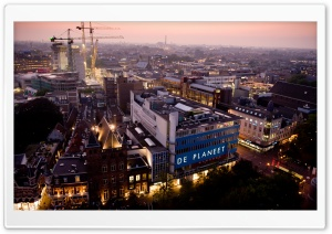 Utrecht, Netherlands   Urban Photography HD Wide Wallpaper for Widescreen