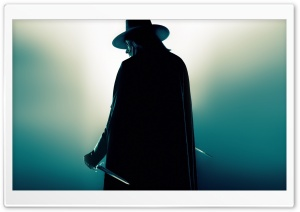 V For Vendetta HD Wide Wallpaper for 4K UHD Widescreen desktop & smartphone