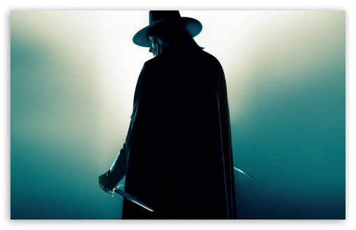 Download V For Vendetta HD Wallpaper