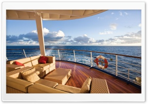 Vacation Cruise HD Wide Wallpaper for Widescreen