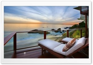 Vacation House HD Wide Wallpaper for Widescreen