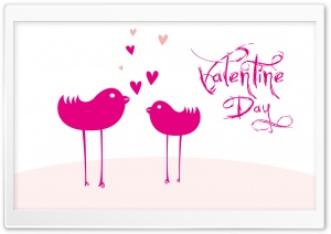 Valentine Day HD Wide Wallpaper for Widescreen