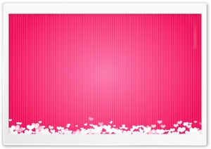 Valentine's Day 2012 (Pink) HD Wide Wallpaper for Widescreen