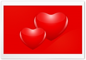 Valentine's Day Hearts 2016 HD Wide Wallpaper for Widescreen