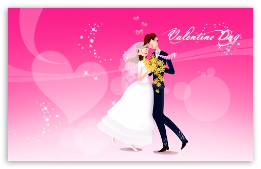 Valentine's Day Wedding HD wallpaper for Wide 16:10 5:3 Widescreen WHXGA WQXGA WUXGA WXGA WGA ; HD 16:9 High Definition WQHD QWXGA 1080p 900p 720p QHD nHD ; Standard 3:2 Fullscreen DVGA HVGA HQVGA devices ( Apple PowerBook G4 iPhone 4 3G 3GS iPod Touch ) ; Mobile 5:3 3:2 16:9 - WGA DVGA HVGA HQVGA devices ( Apple PowerBook G4 iPhone 4 3G 3GS iPod Touch ) WQHD QWXGA 1080p 900p 720p QHD nHD ;