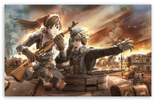 Valkyria Chronicles HD wallpaper for Wide 16:10 5:3 Widescreen WHXGA WQXGA WUXGA WXGA WGA ; HD 16:9 High Definition WQHD QWXGA 1080p 900p 720p QHD nHD ; UHD 16:9 WQHD QWXGA 1080p 900p 720p QHD nHD ; Standard 4:3 5:4 3:2 Fullscreen UXGA XGA SVGA QSXGA SXGA DVGA HVGA HQVGA devices ( Apple PowerBook G4 iPhone 4 3G 3GS iPod Touch ) ; iPad 1/2/Mini ; Mobile 4:3 5:3 3:2 5:4 - UXGA XGA SVGA WGA DVGA HVGA HQVGA devices ( Apple PowerBook G4 iPhone 4 3G 3GS iPod Touch ) QSXGA SXGA ;